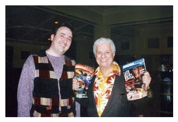 with the 'king of latin music' tito puente